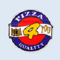 Pizza 4 You Logo