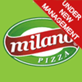 Milano Pizza - High Street Logo