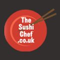 The Sushi Chef Logo