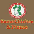 Sams Chicken & Pizza Logo