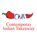 Chilli Indian Takeaway Logo