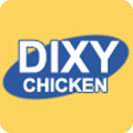 Dixy Chicken & Pizza - Ladypool Logo