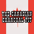 The Canadian Charcoal Pitt Logo