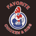Favourite Chicken & Ribs - Rex Parade Logo
