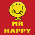 Mr Happy Logo
