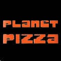 Planet Pizza Nottingham Logo